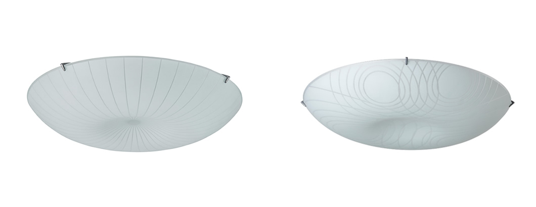 IKEA recalls CALYPSO ceiling lamp within date stamps 1625 -1744 due to the risk of falling shades.