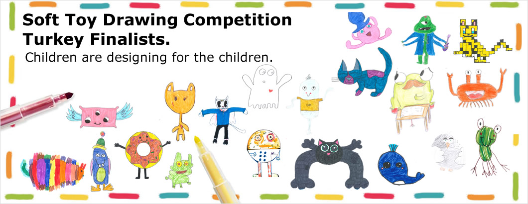 Drawing Competition Turkey Finalists