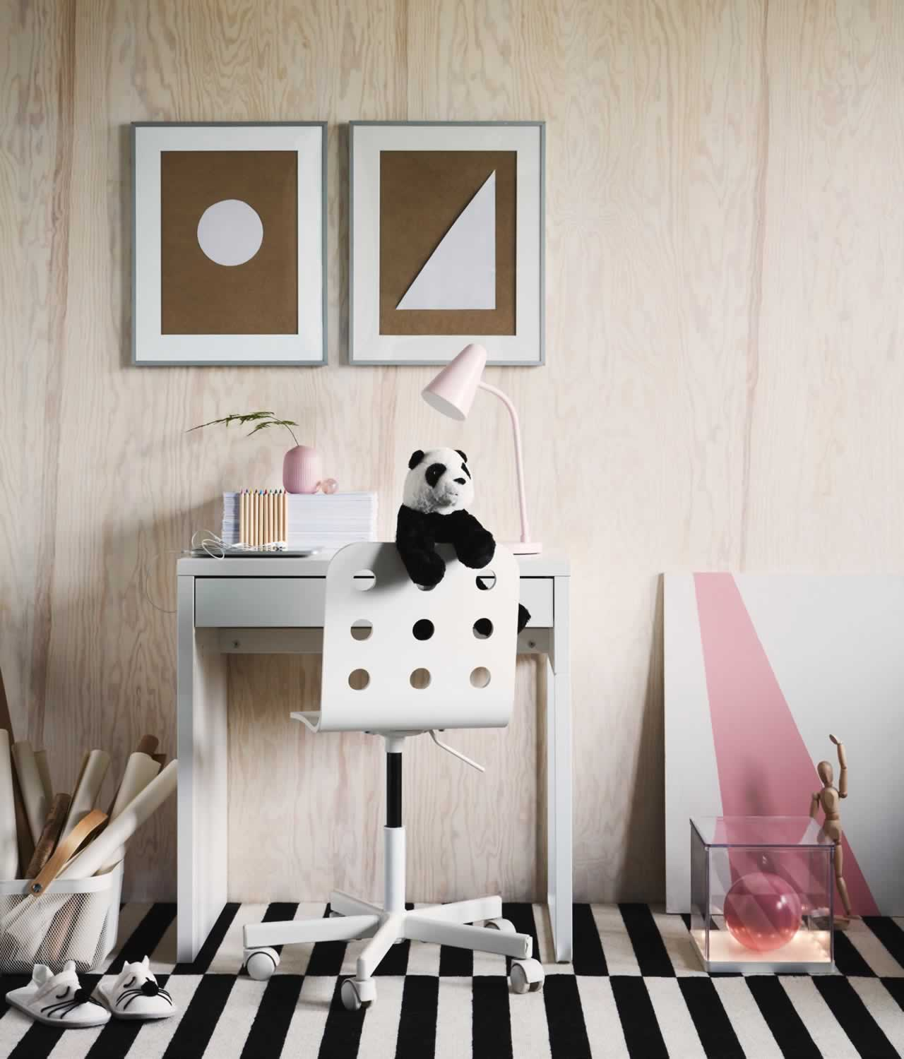 IKEA Ideas - 3 stylish work spots for starting school