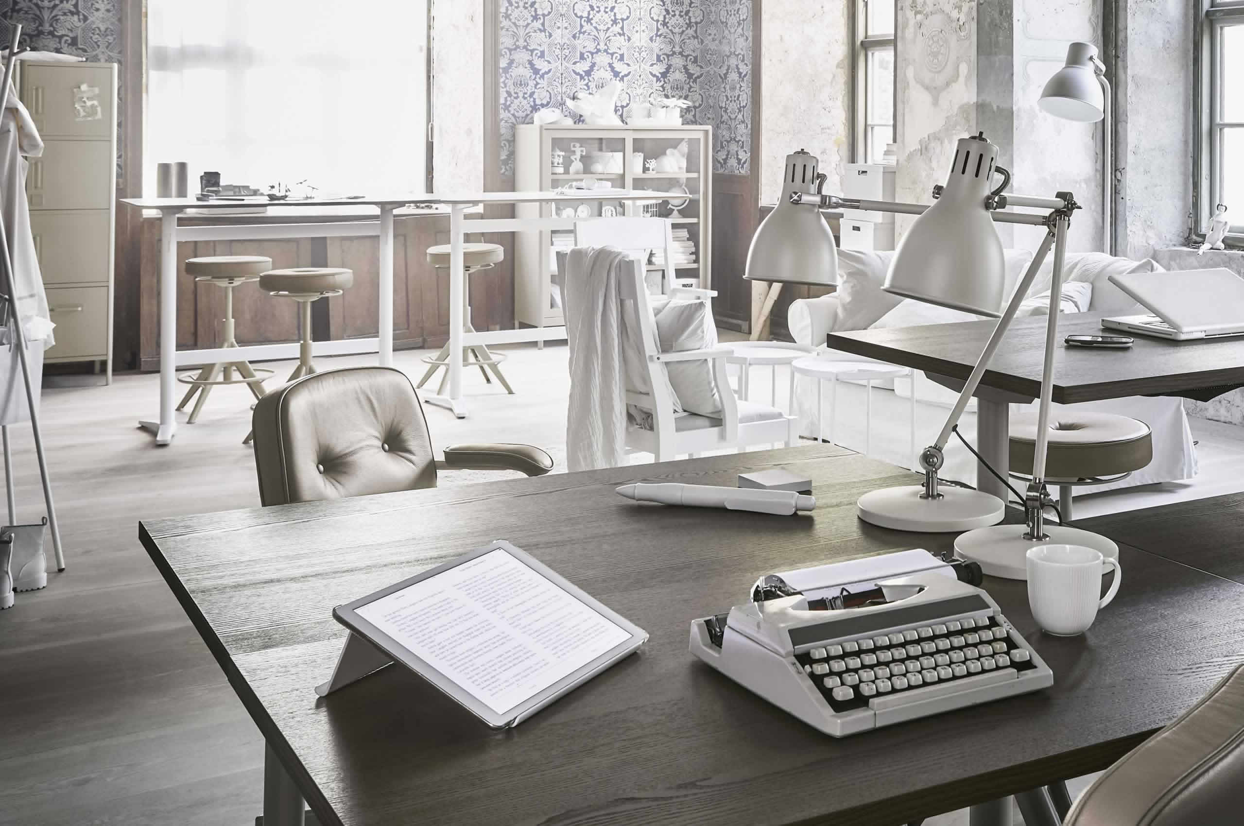 IKEA Ideas - 4 new ideas to improve your work space