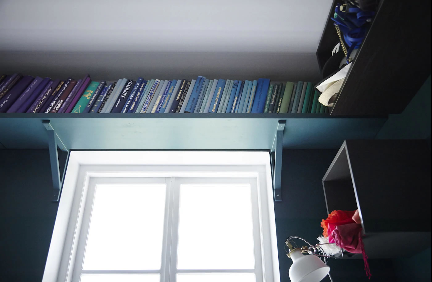 IKEA Ideas - 4 ways to get sky-high storage