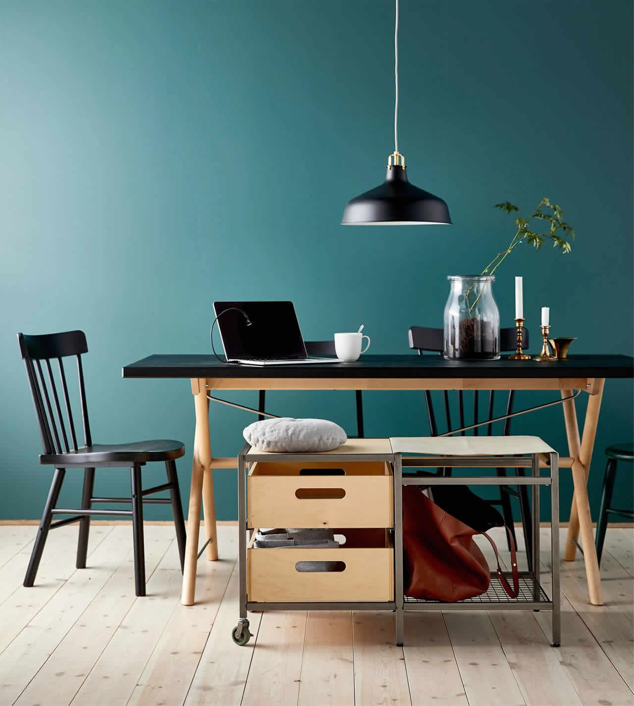 IKEA Ideas - 5 study space ideas for any space at home