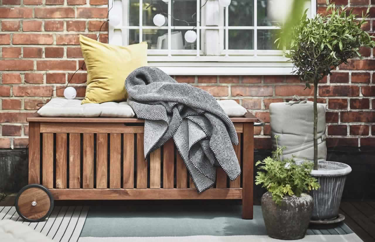 IKEA Ideas - 4 ways to extend summer on your balcony