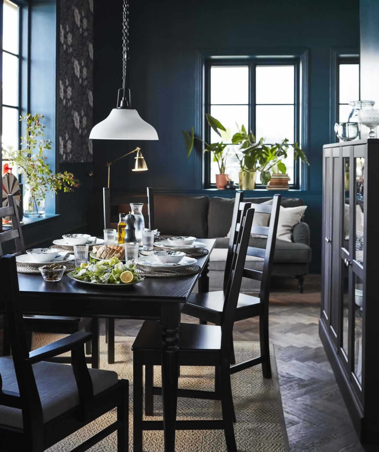 IKEA Ideas - A great family dinner in four hopeful steps