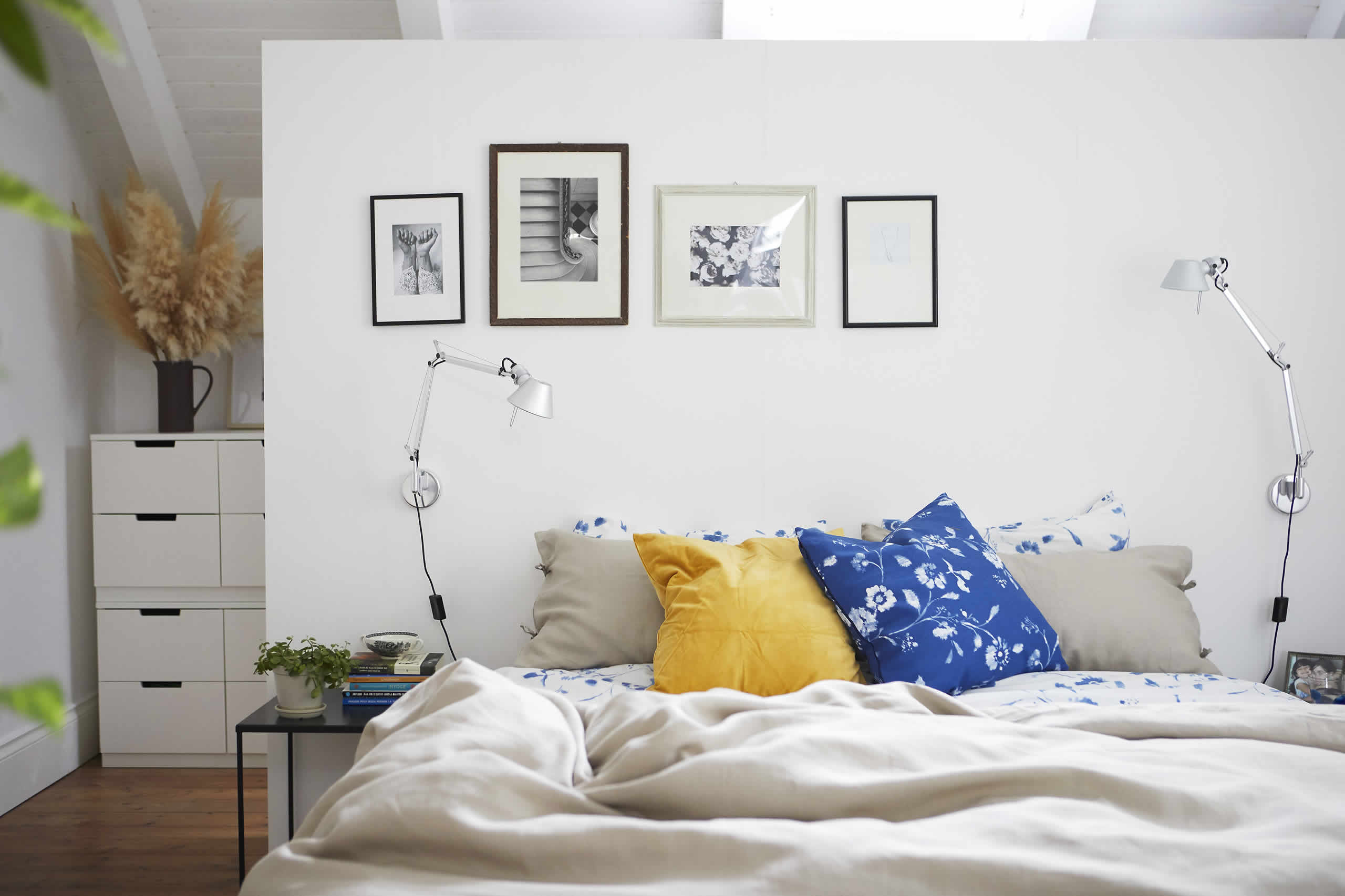 IKEA Ideas - Home visit: calm decor for a stress-free bedroom