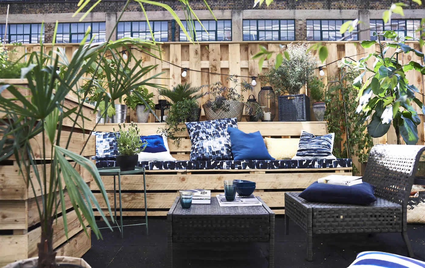 IKEA Ideas - Home visit: Take the party outside.