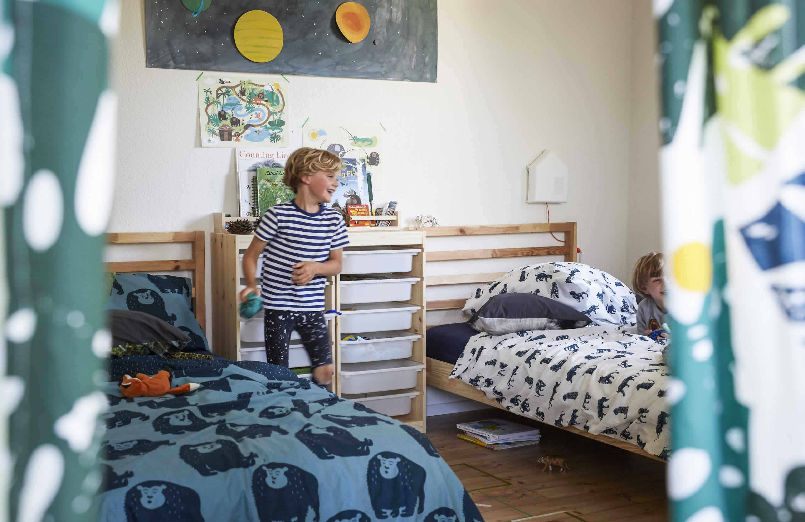 İyi Fikirler - Home visit: Tips for a playful kids' room makeover
