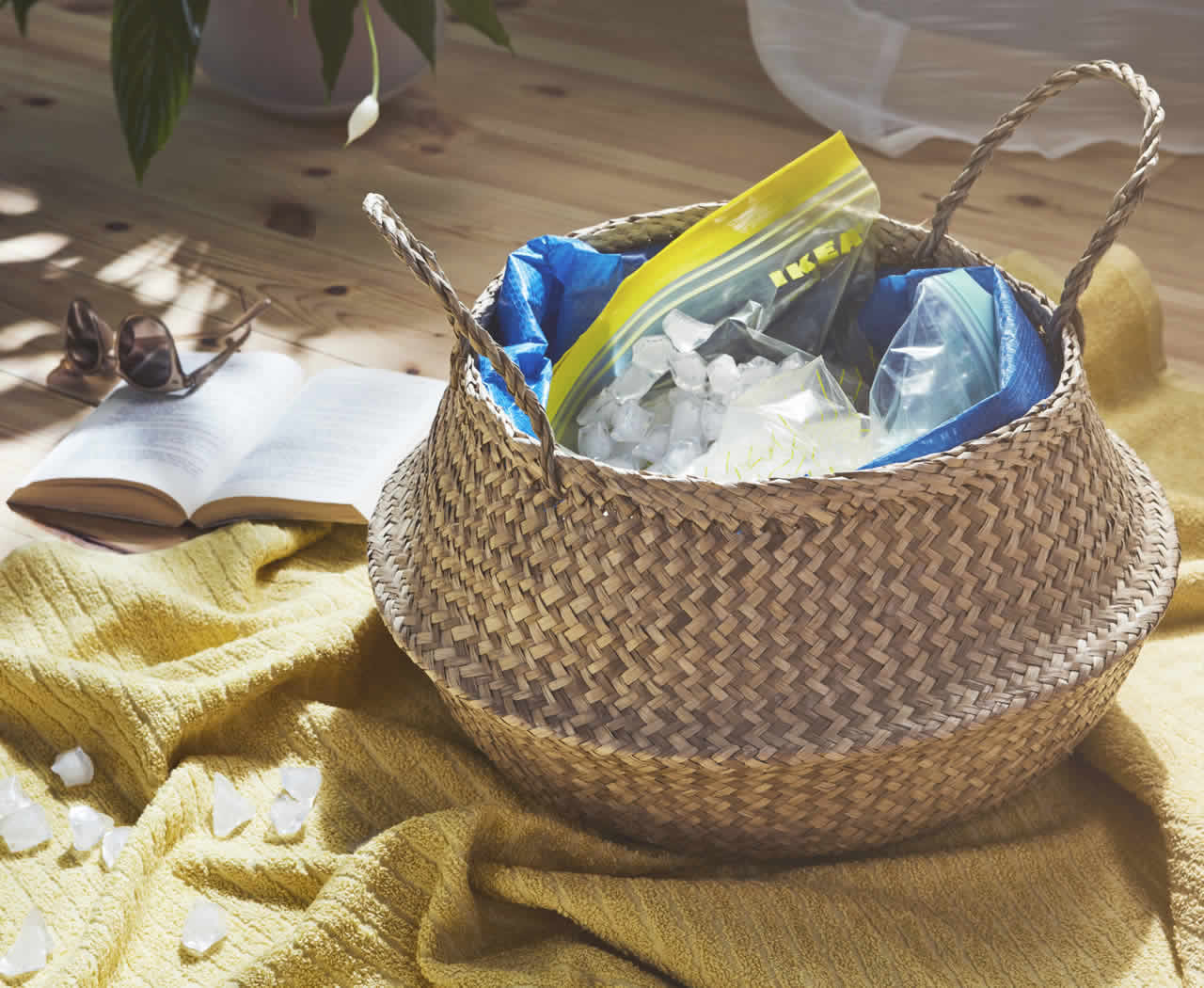 IKEA Ideas - How to keep cool on your staycation