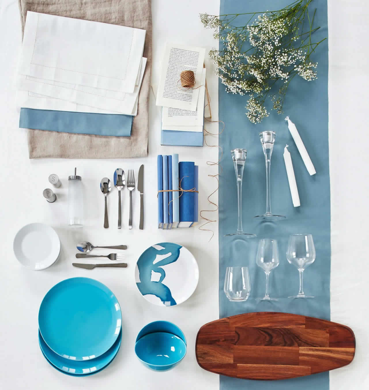 IKEA Ideas - How to set the table by the book