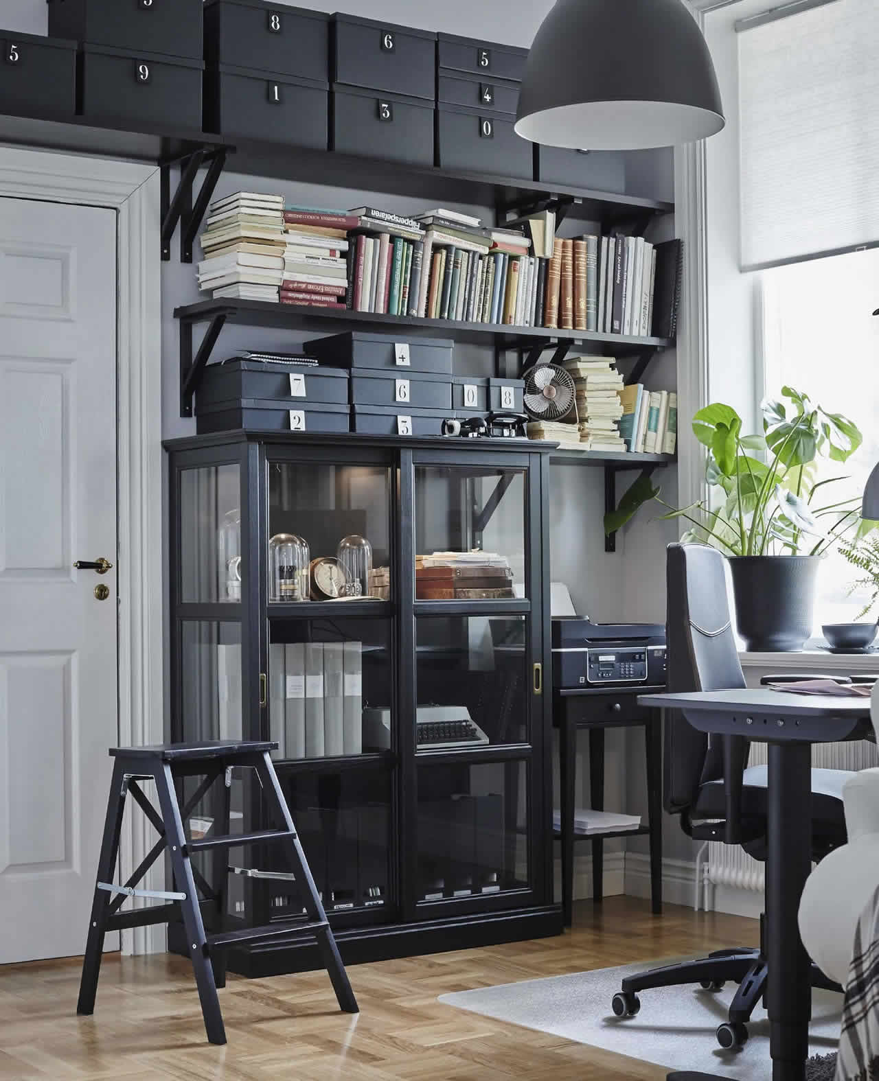 IKEA Ideas - How to set up an ergonomic workspace