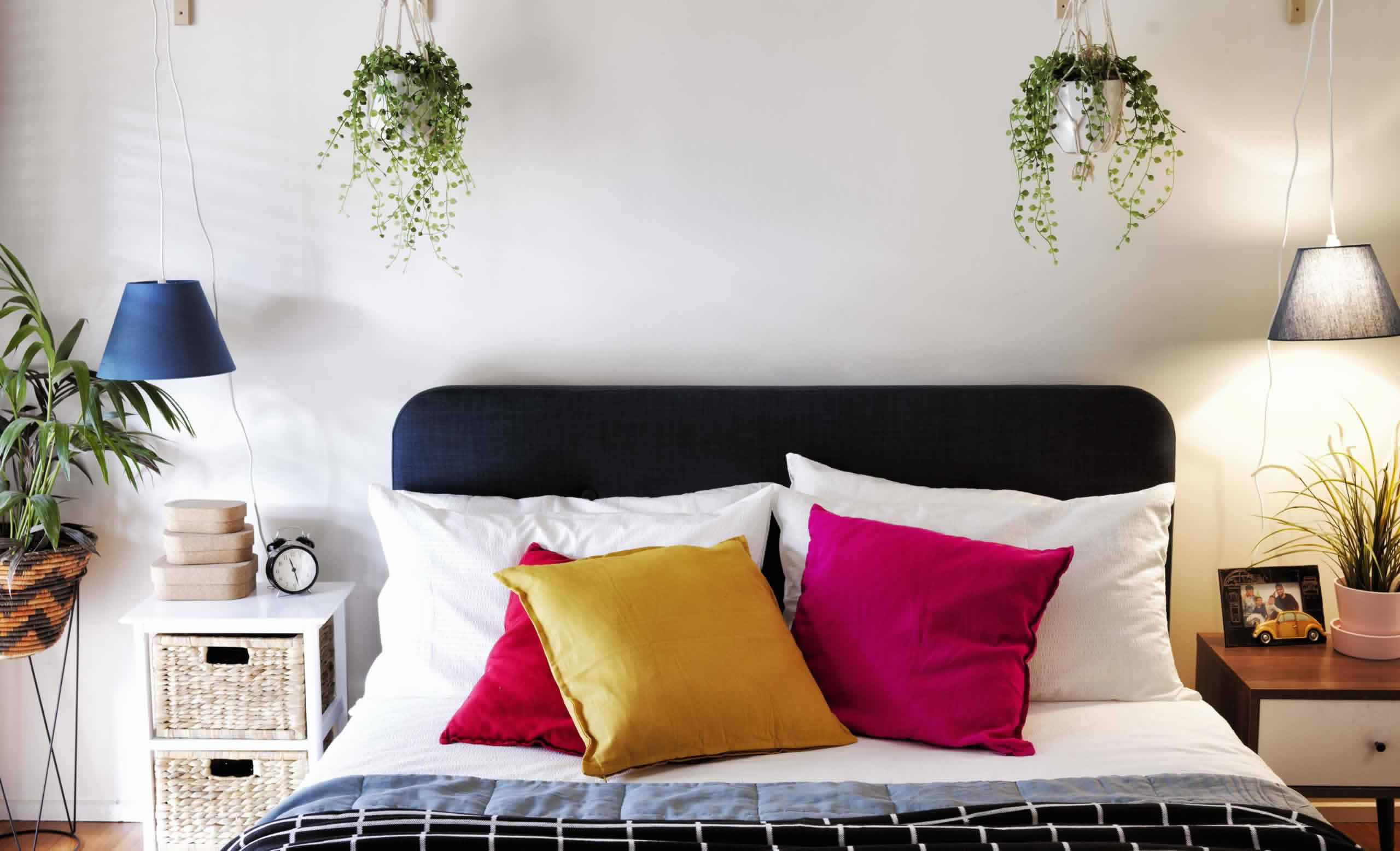 IKEA Ideas - Refresh your bedroom in 3 easy steps.