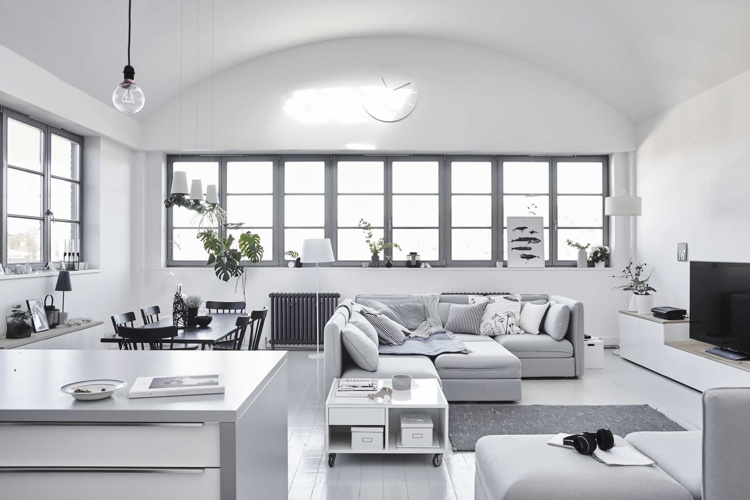 IKEA Ideas - Scandi-inspired minimal living