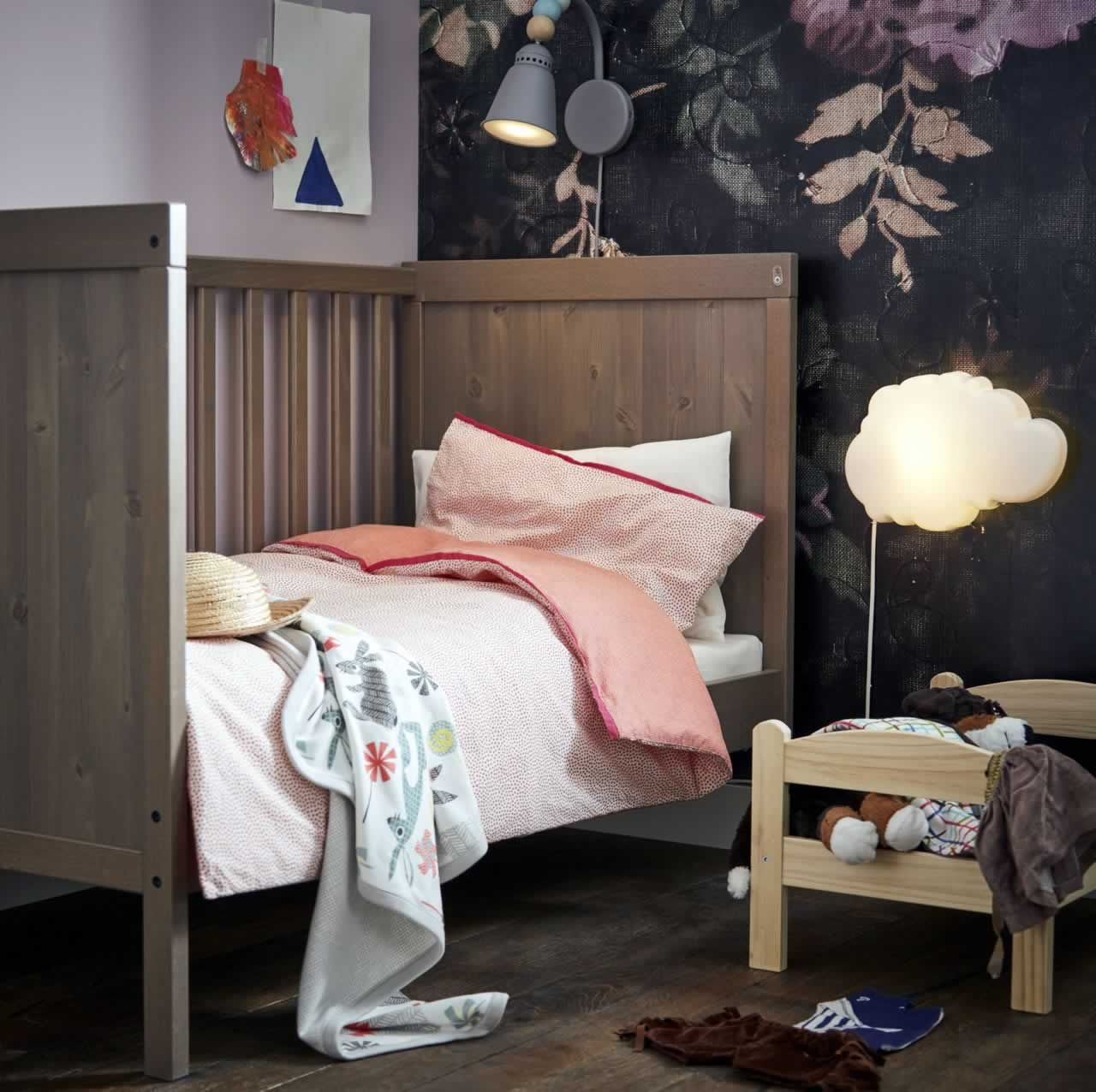 IKEA Ideas - Sharing a bedroom with baby