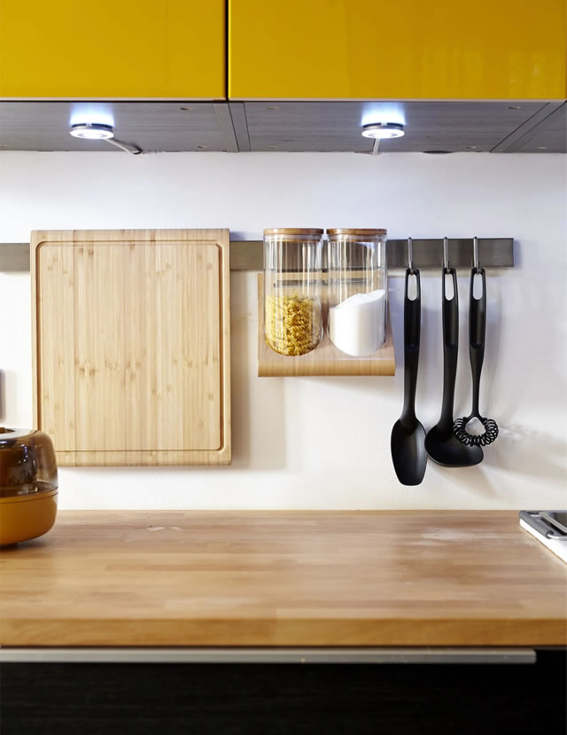IKEA Ideas - Smart ideas for small kitchens