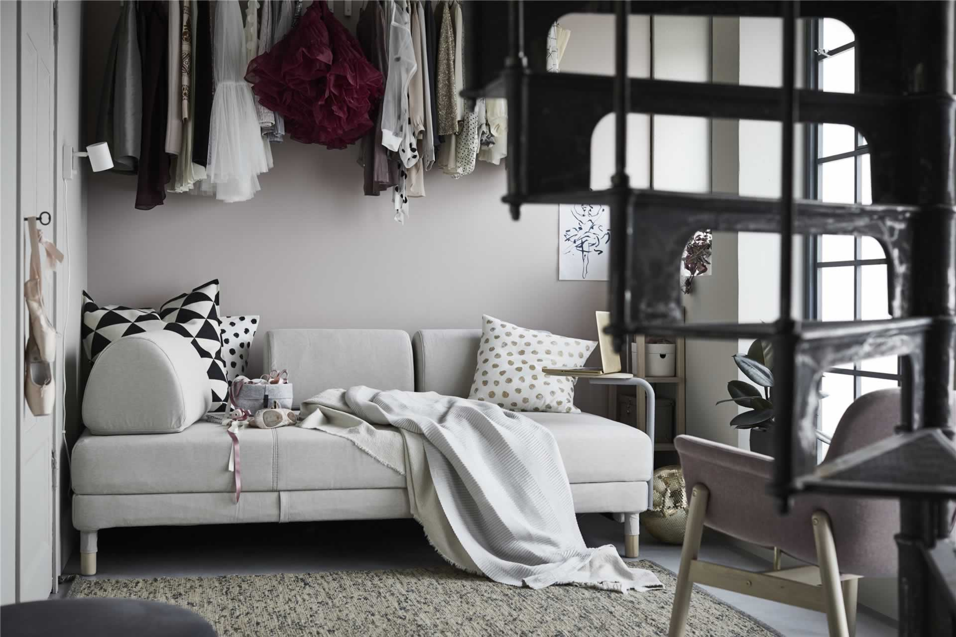 IKEA Ideas - Space for everything in your life