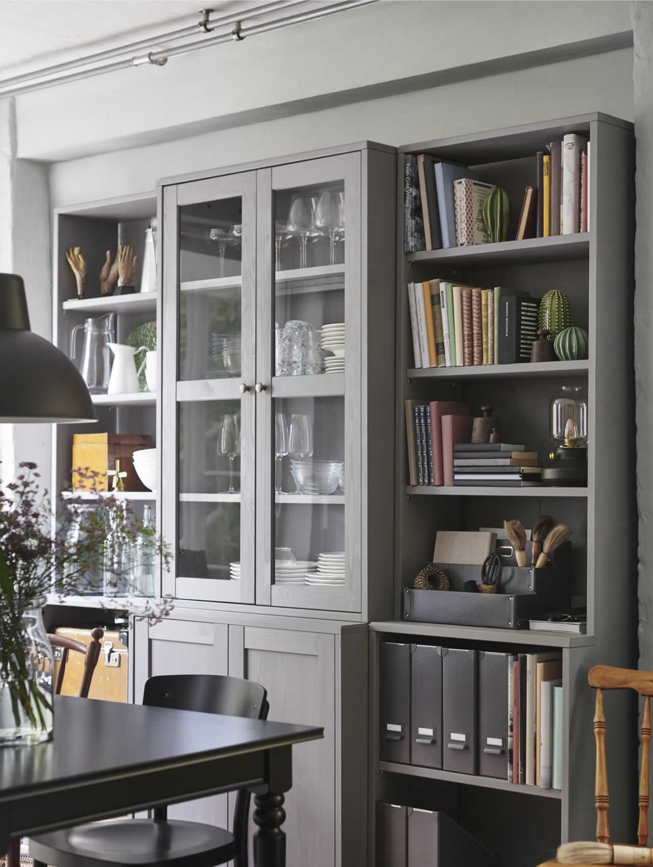 IKEA Ideas -  Space planning for a new life in an old house