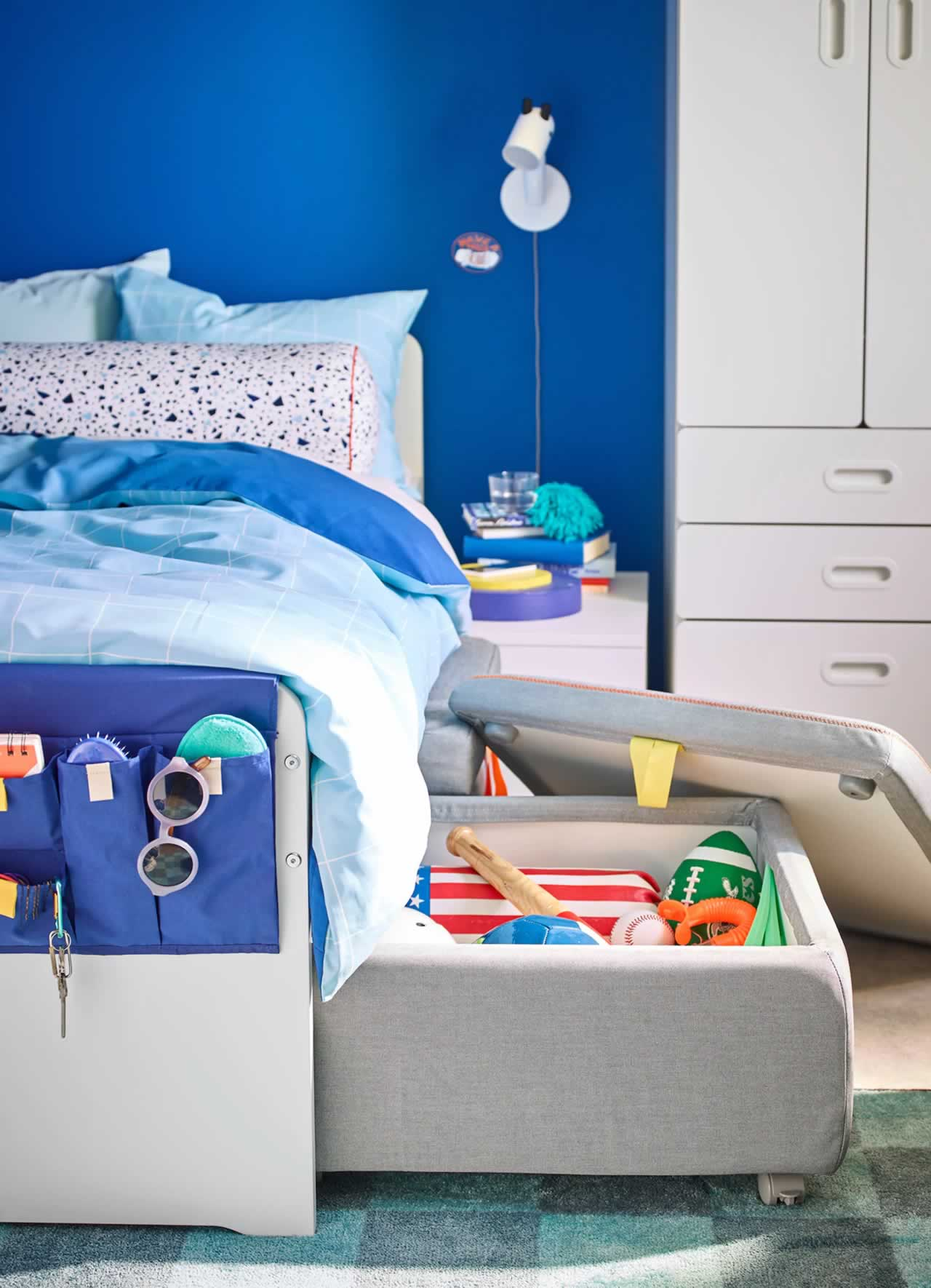IKEA Ideas - Style up your children's storage