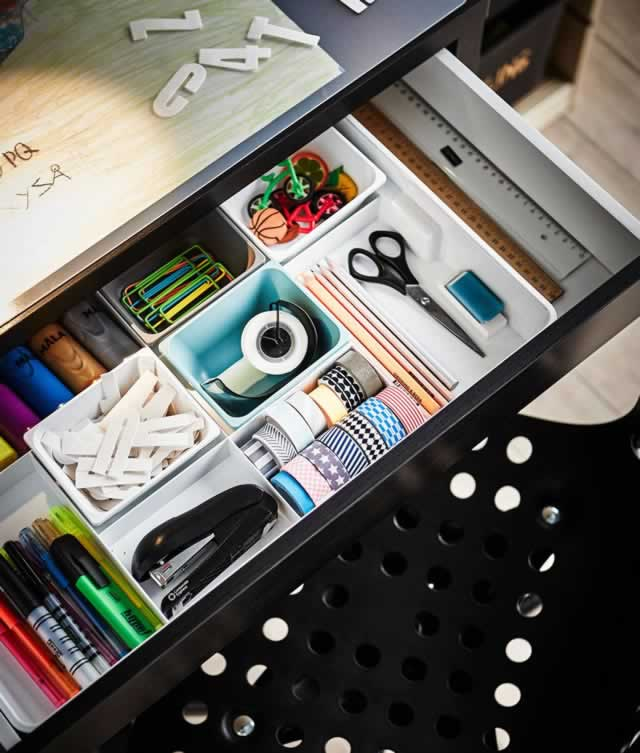 IKEA Ideas - The perfect new-to-school desk