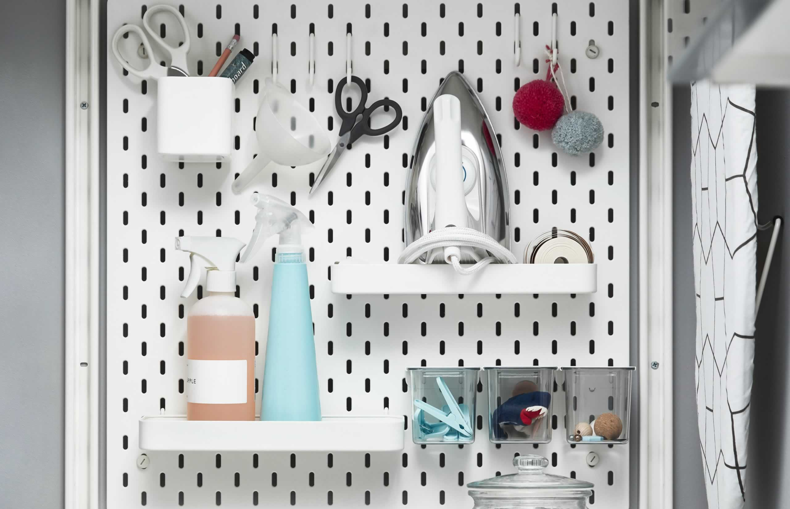 IKEA Ideas - Top tips to organise your laundry