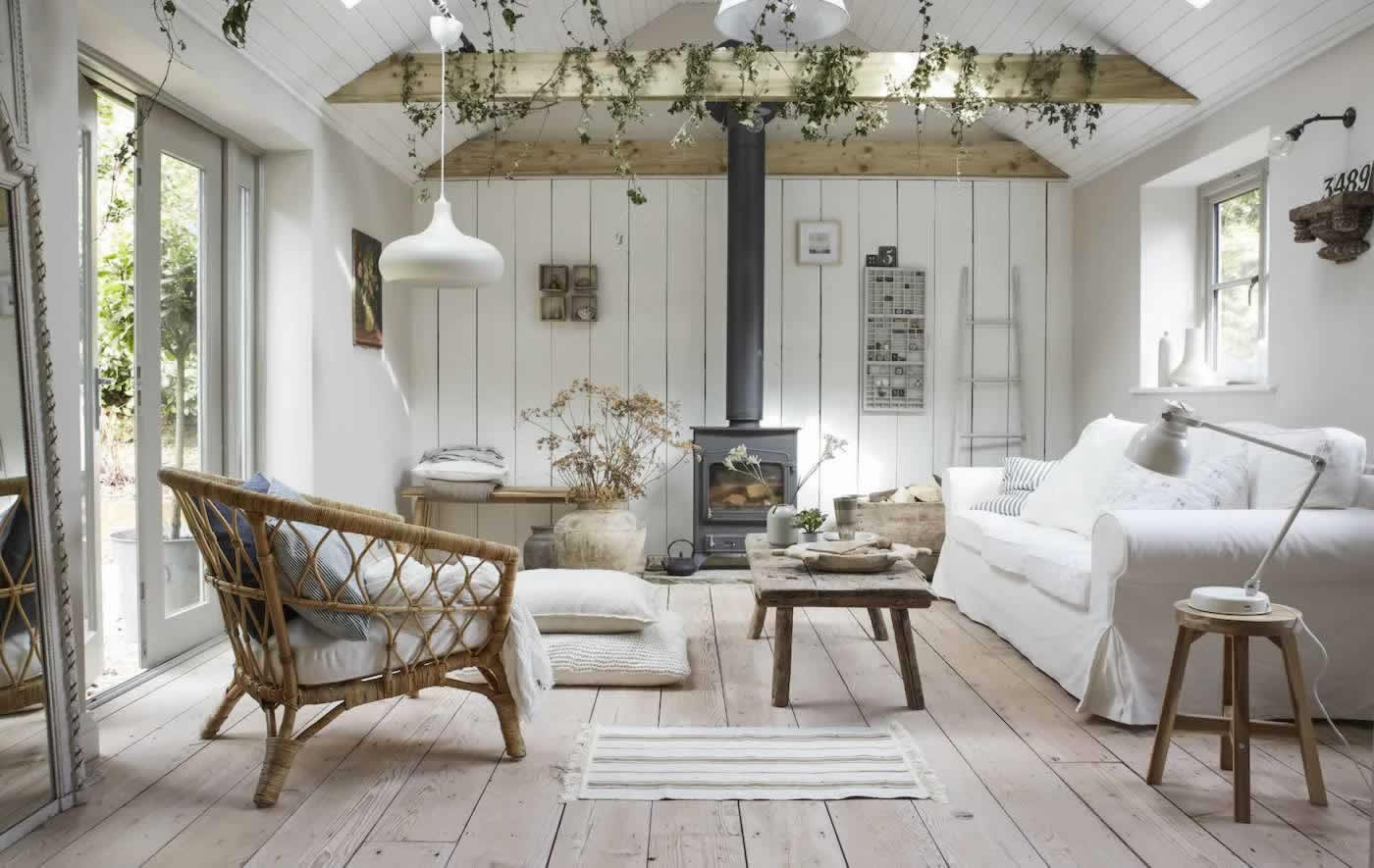 IKEA Ideas - A relaxing farmhouse in the country