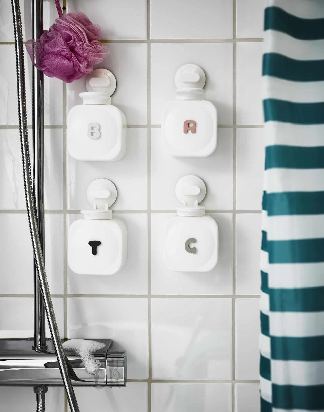 IKEA Ideas - A super structured bathroom morning routine