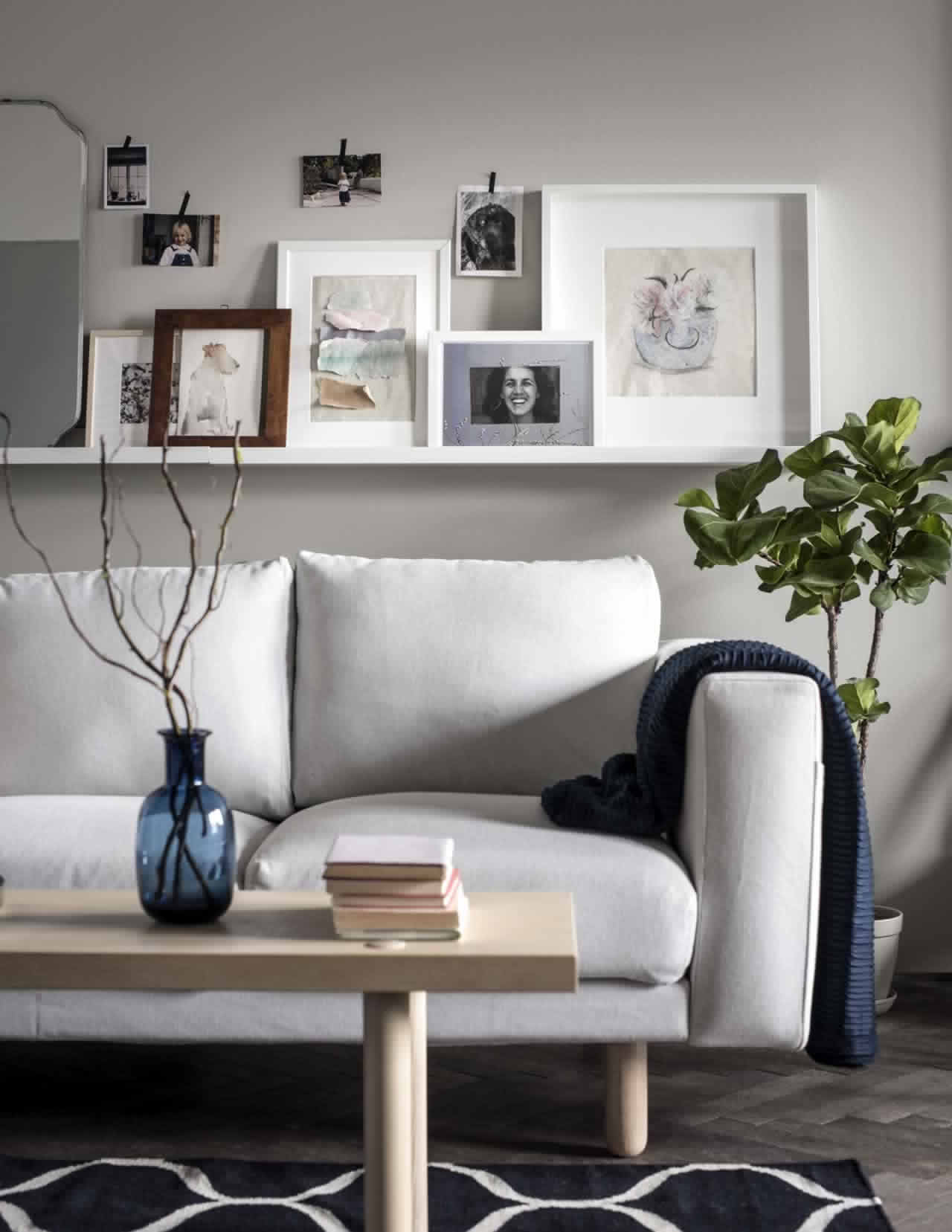 IKEA Ideas - A few smart tips to personalise a rental home
