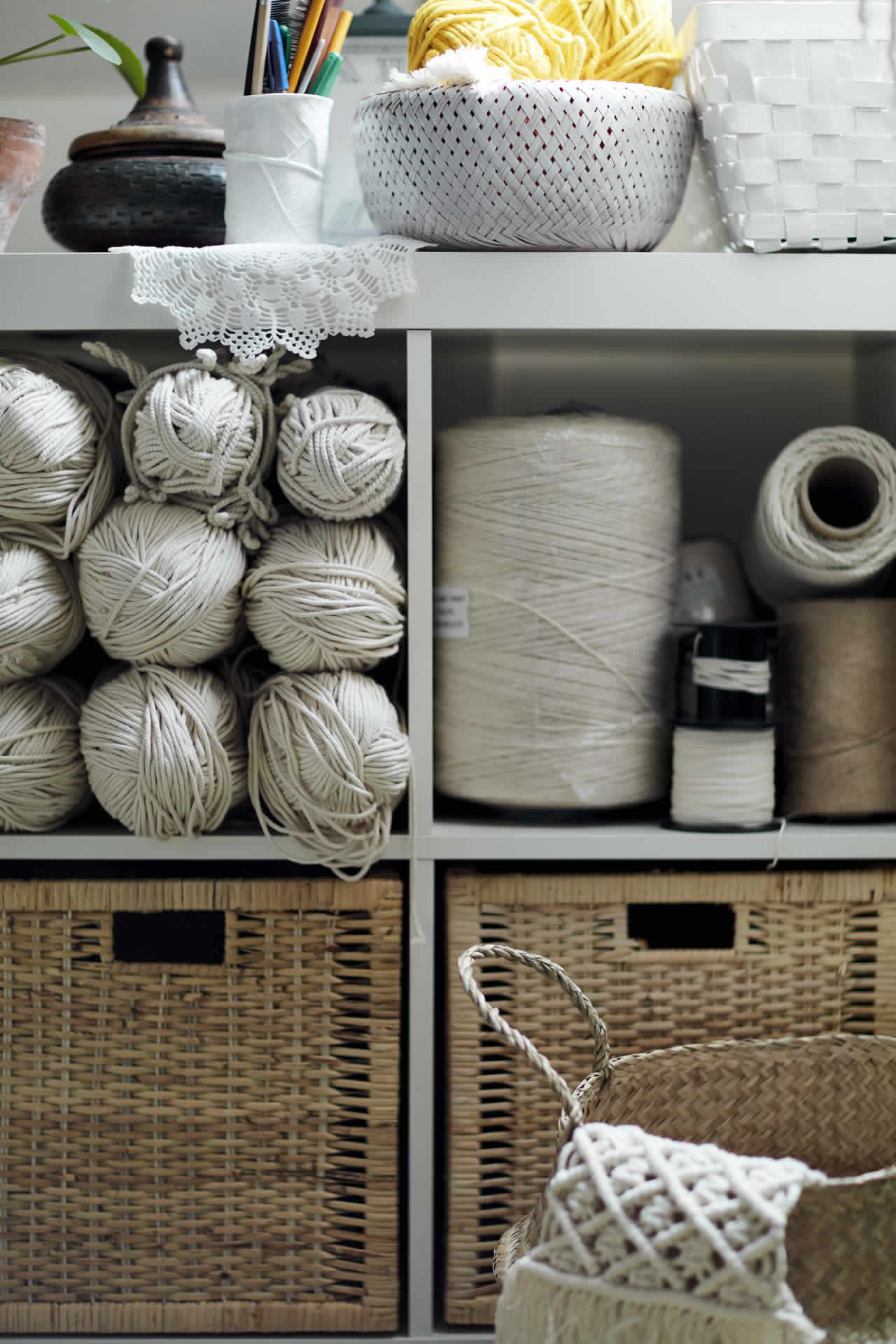 IKEA Ideas - Make room for a creative hobby