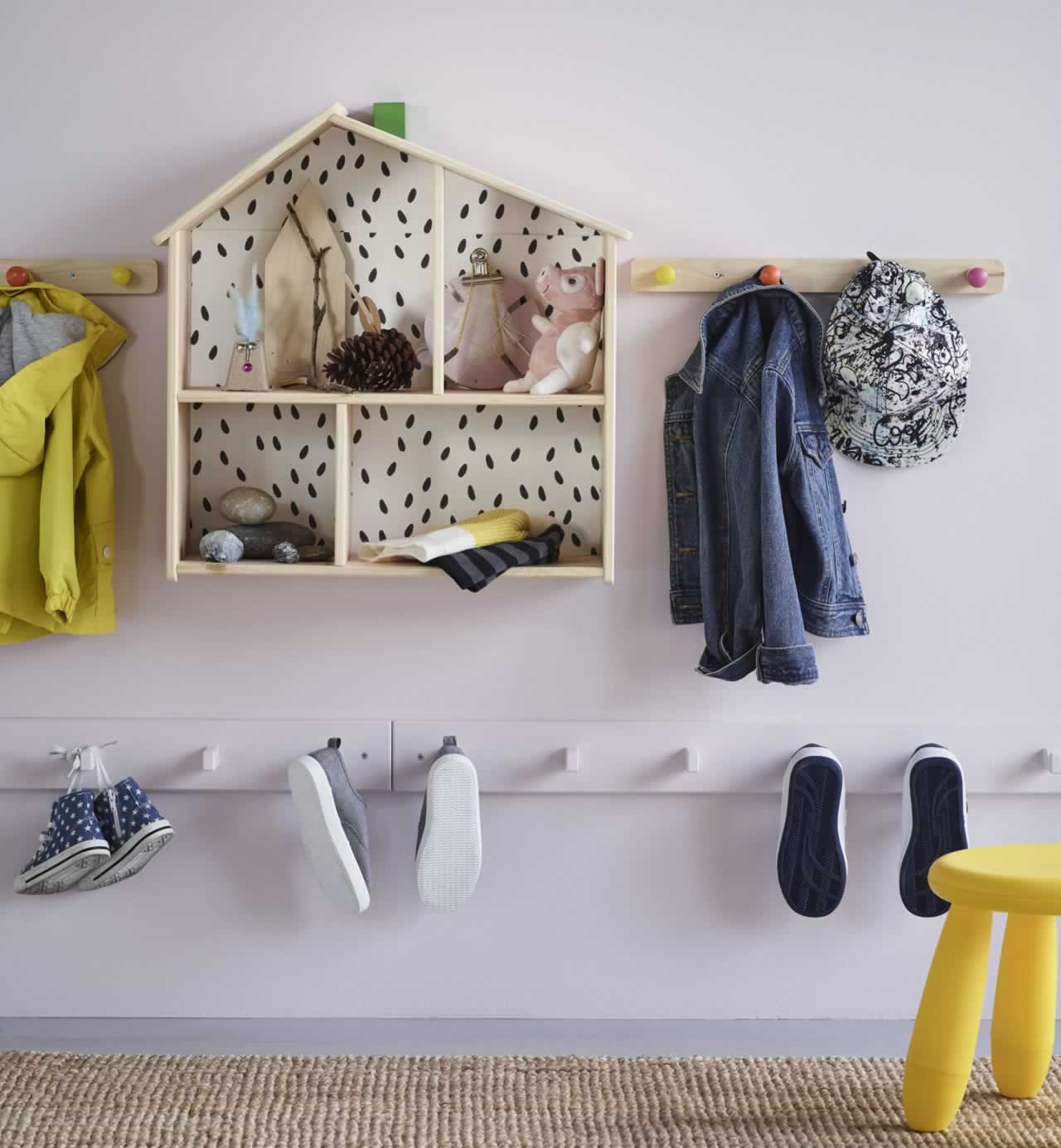 IKEA Ideas - Organise the toys with smart storage