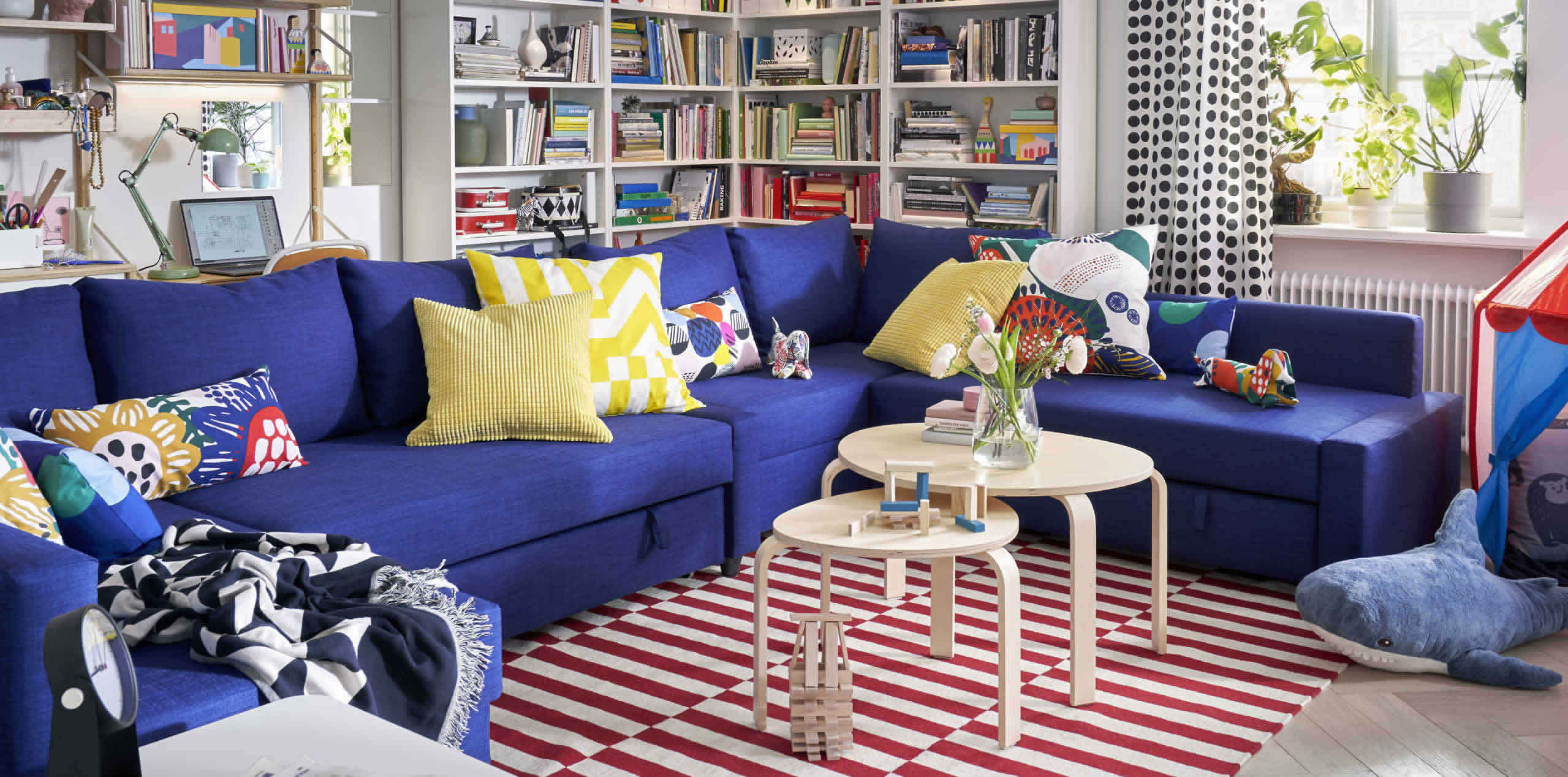 IKEA - 15% discount on living room furniture