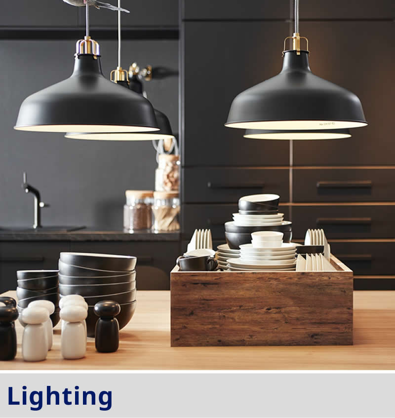 IKEA - Lighting