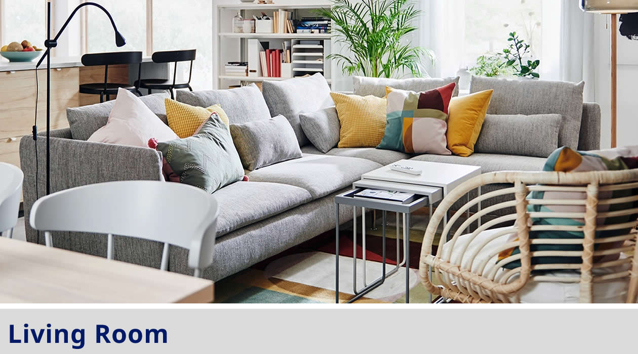 IKEA - Living Room
