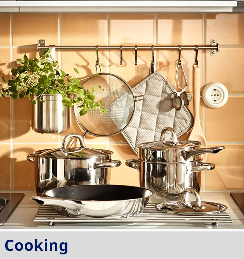 IKEA - Cooking
