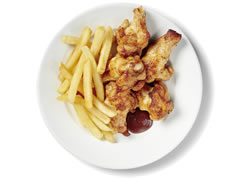 5 Piece Chicken Wings (Weekdays)- IKEA Family Card offer
