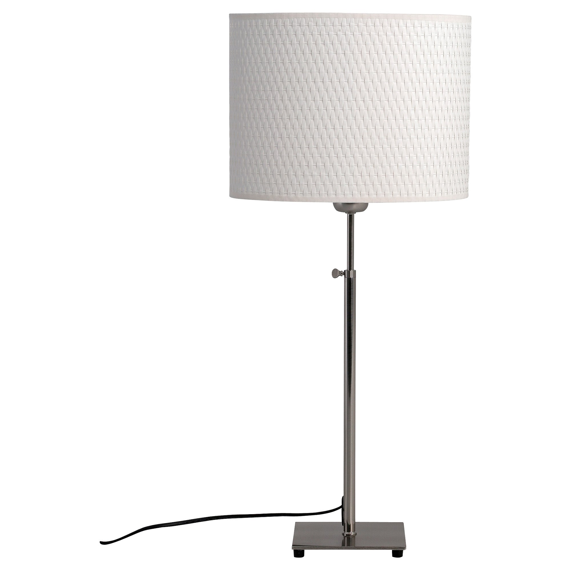 Alang table lamp white 81 cm ikea lighting table lamps aloadofball Image collections