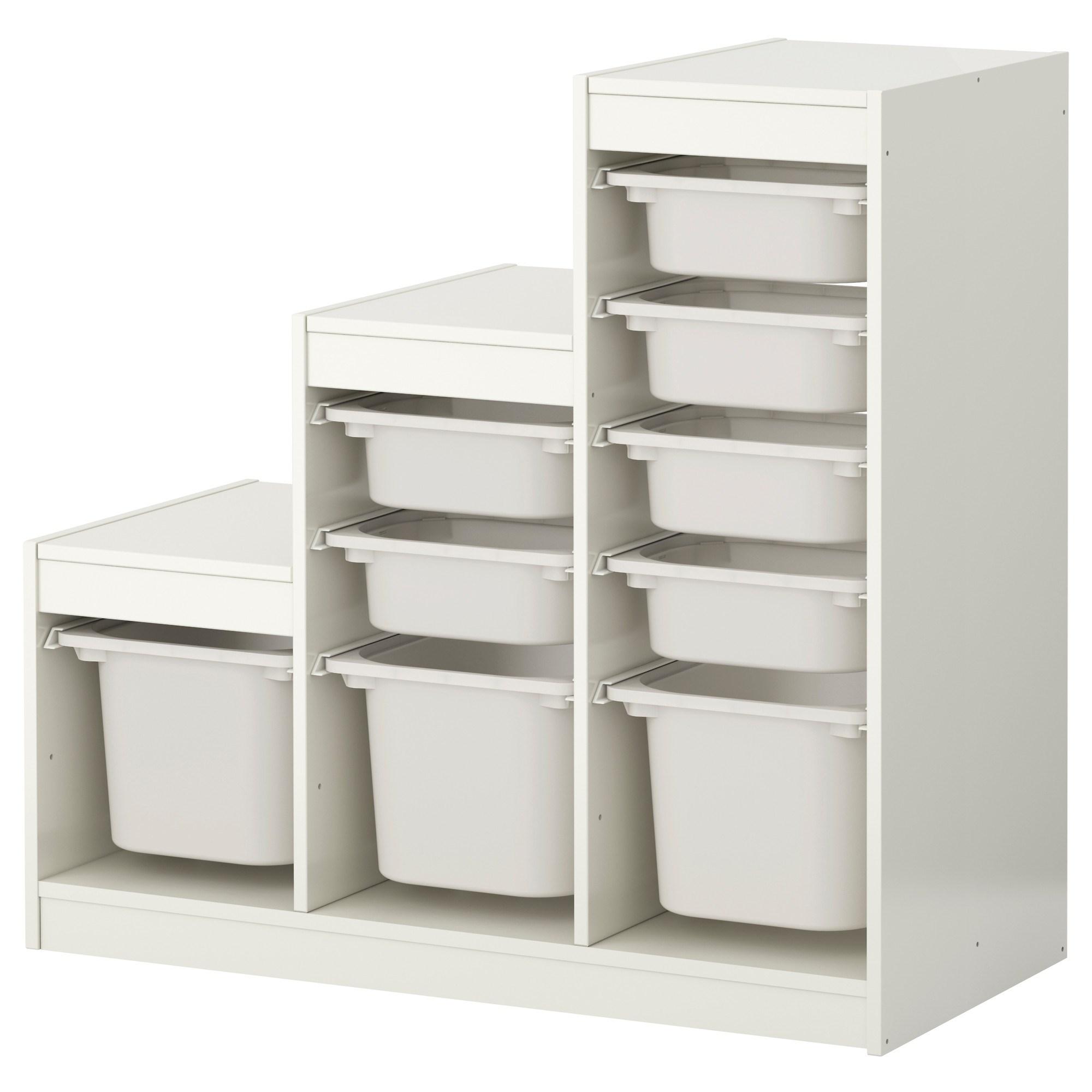 Ikea Plastic Storage Bins Credainatconcom