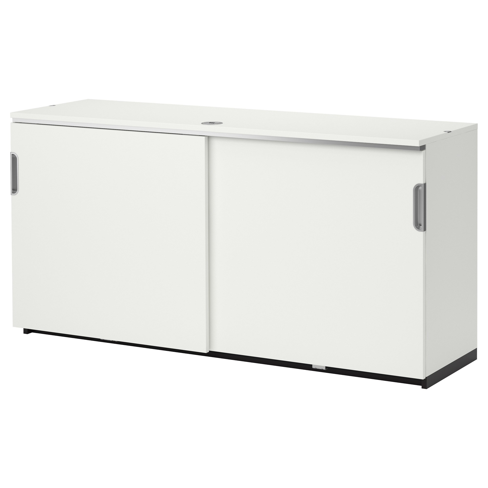 GALANT office cabinet white 160x80 cm | IKEA IKEA for your Business