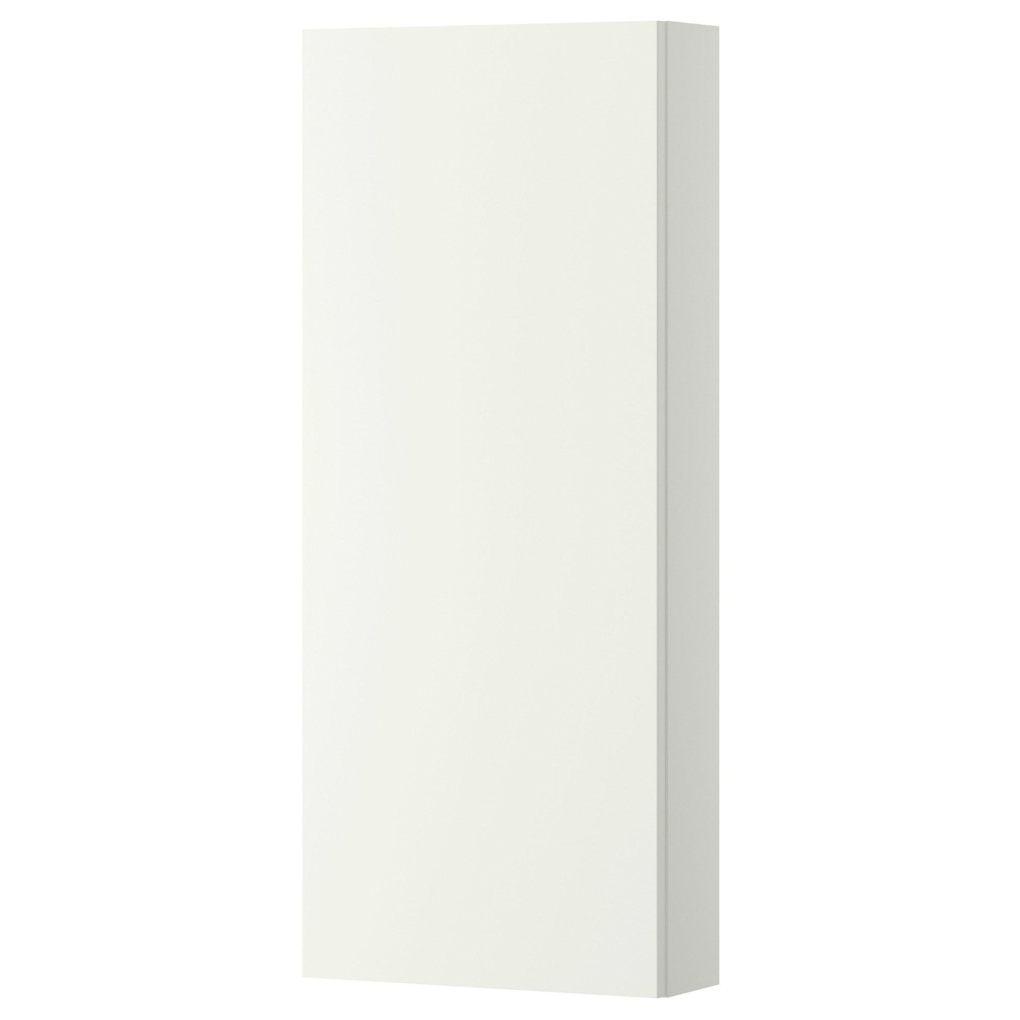 GODMORGON wall cabinet white 40x14x96 cm | IKEA Bathroom