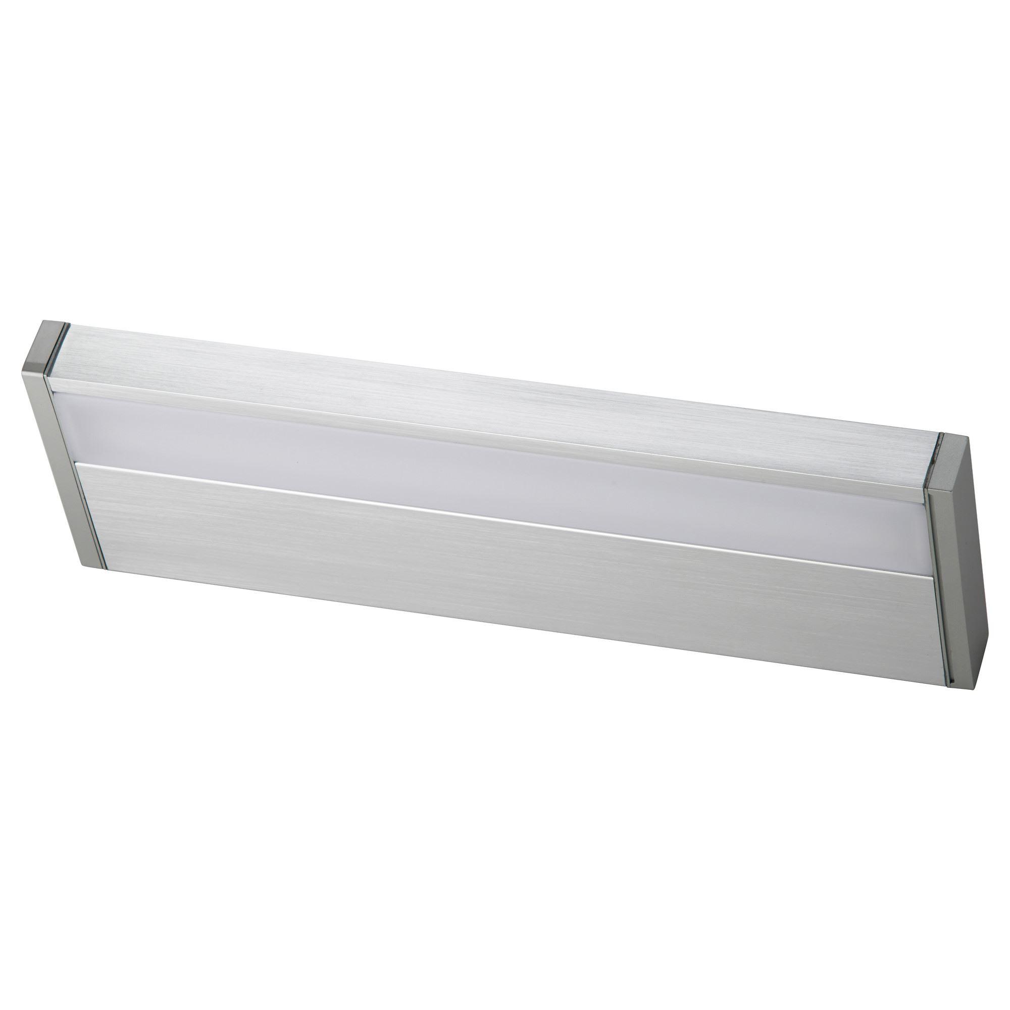 GODMORGON LED Wall Lamp Transparent 40 Cm   IKEA Lighting