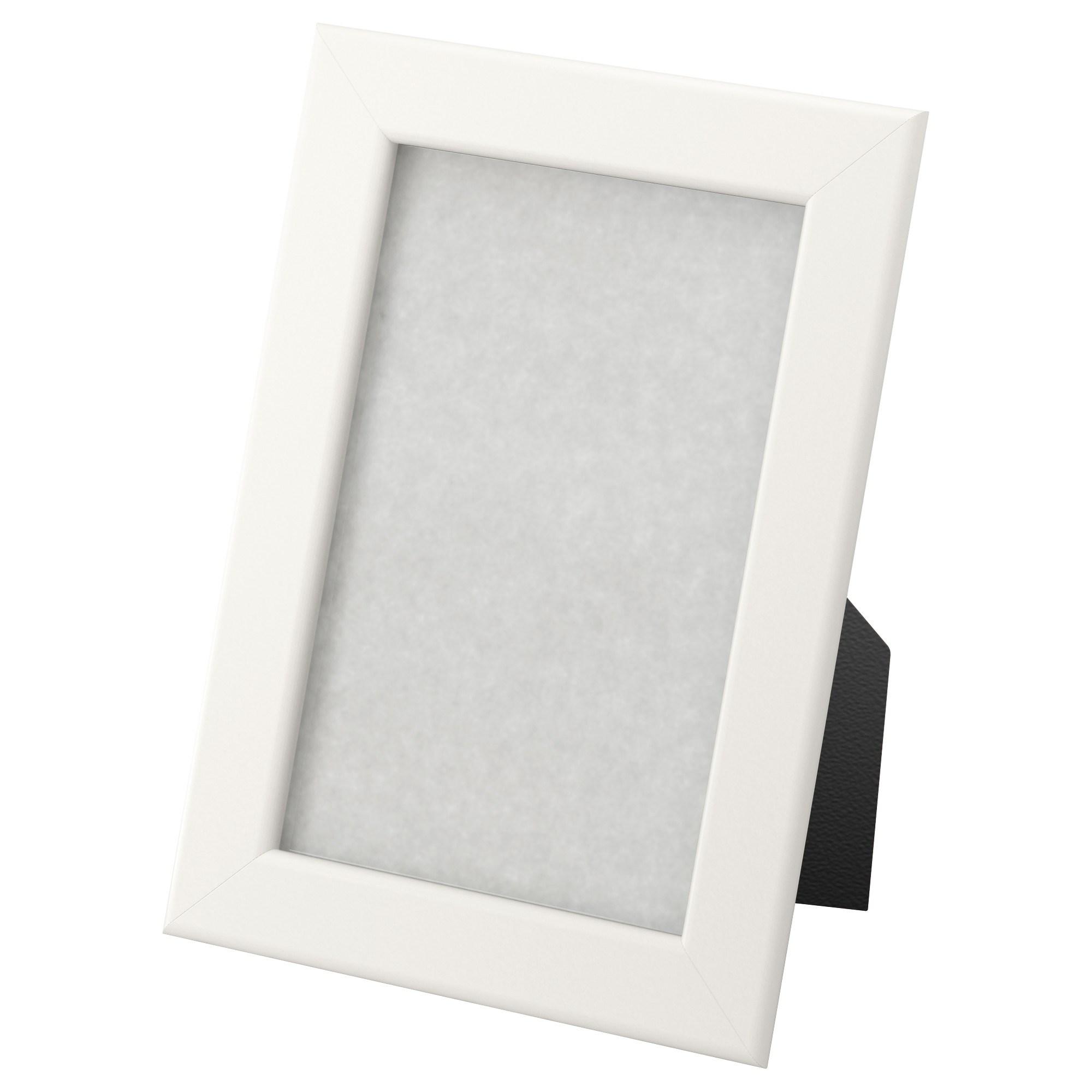 FISKBO photo frame white 10x15 cm | IKEA Home Decoration