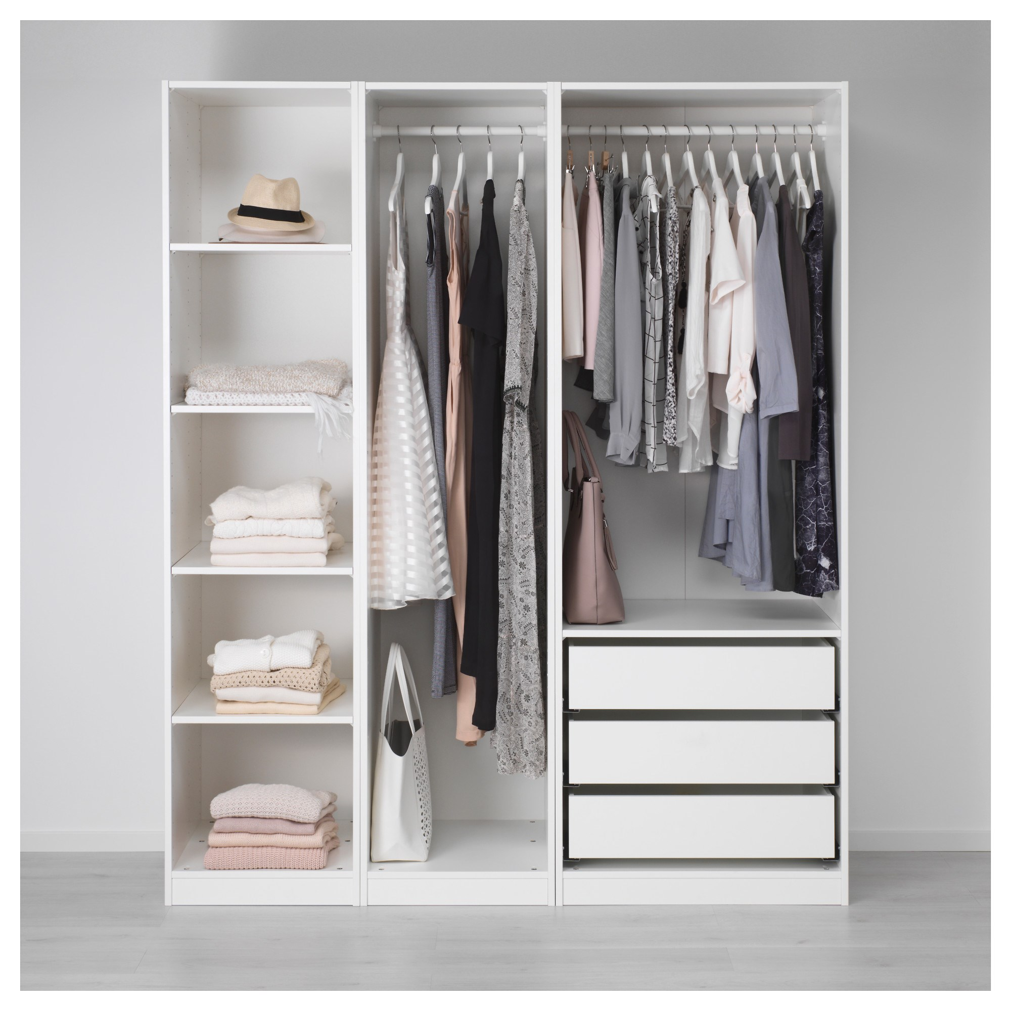 Pax Wardrobe White 175x58x201 Cm Ikea Ikea For Your Business