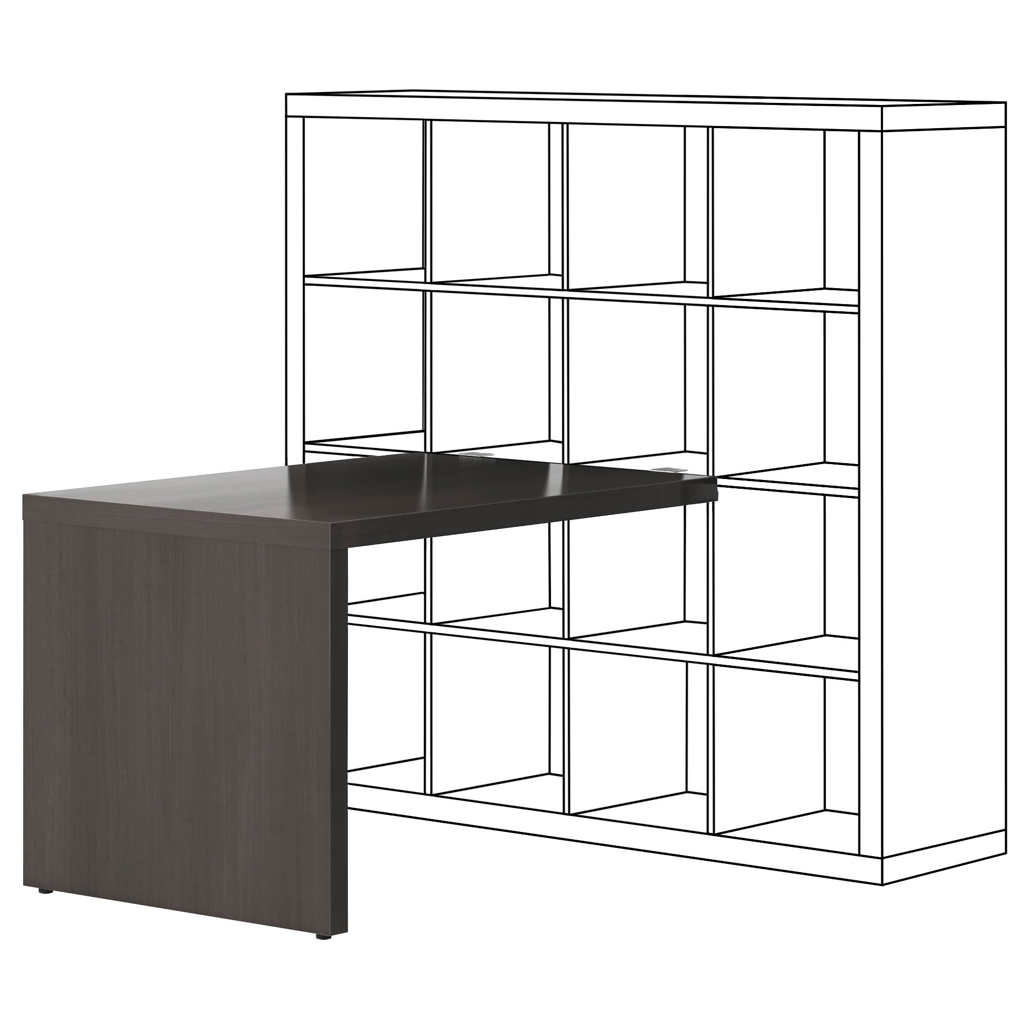 Ikea Kallax Schreibtisch 2021