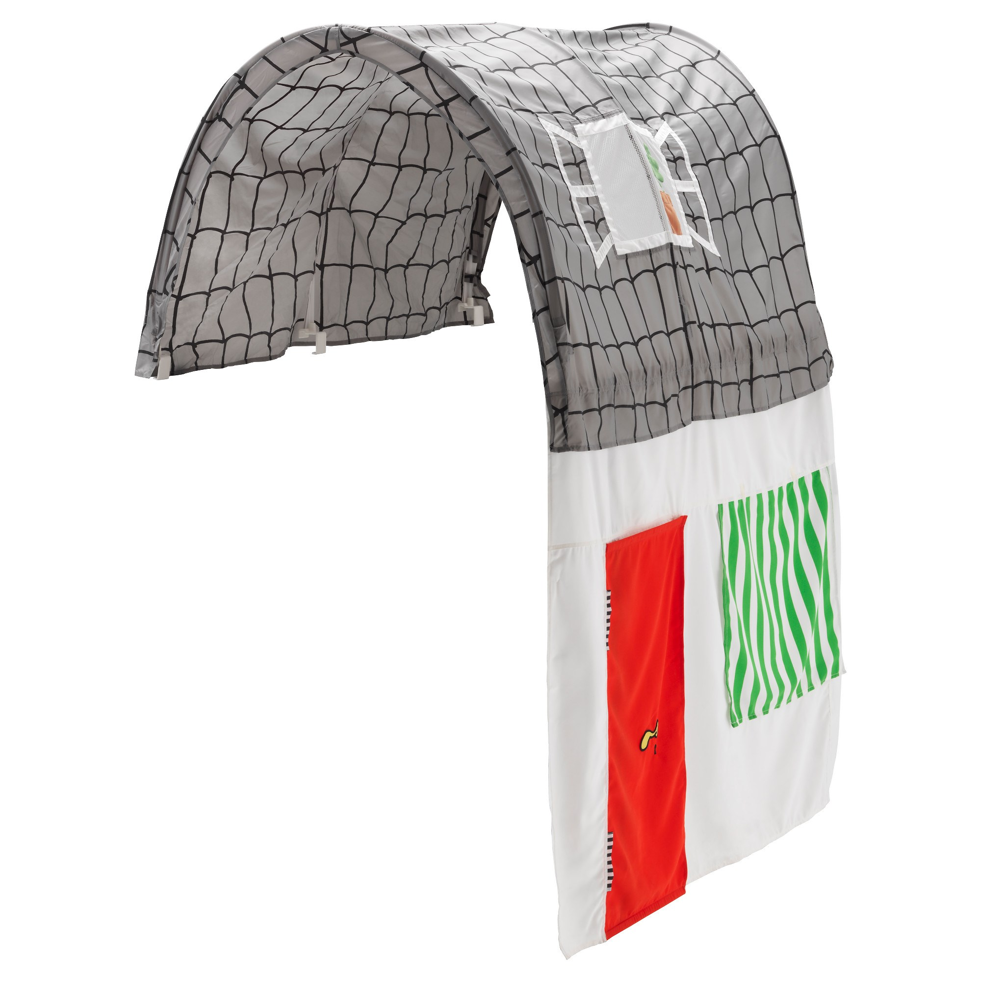 Children Age 3-7. KURA bed canopy  sc 1 st  ?kea & KURA bed canopy grey/white | IKEA Childrenu0027s IKEA