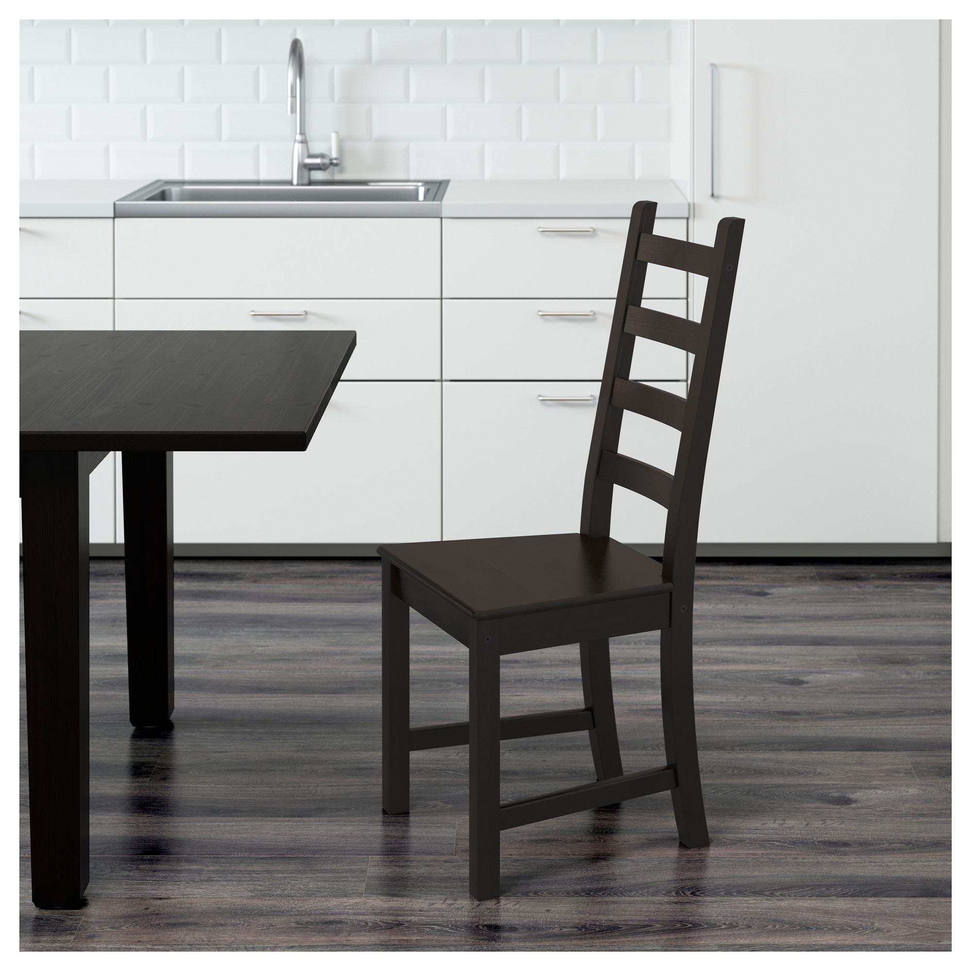 KAUSTBY Chair Black