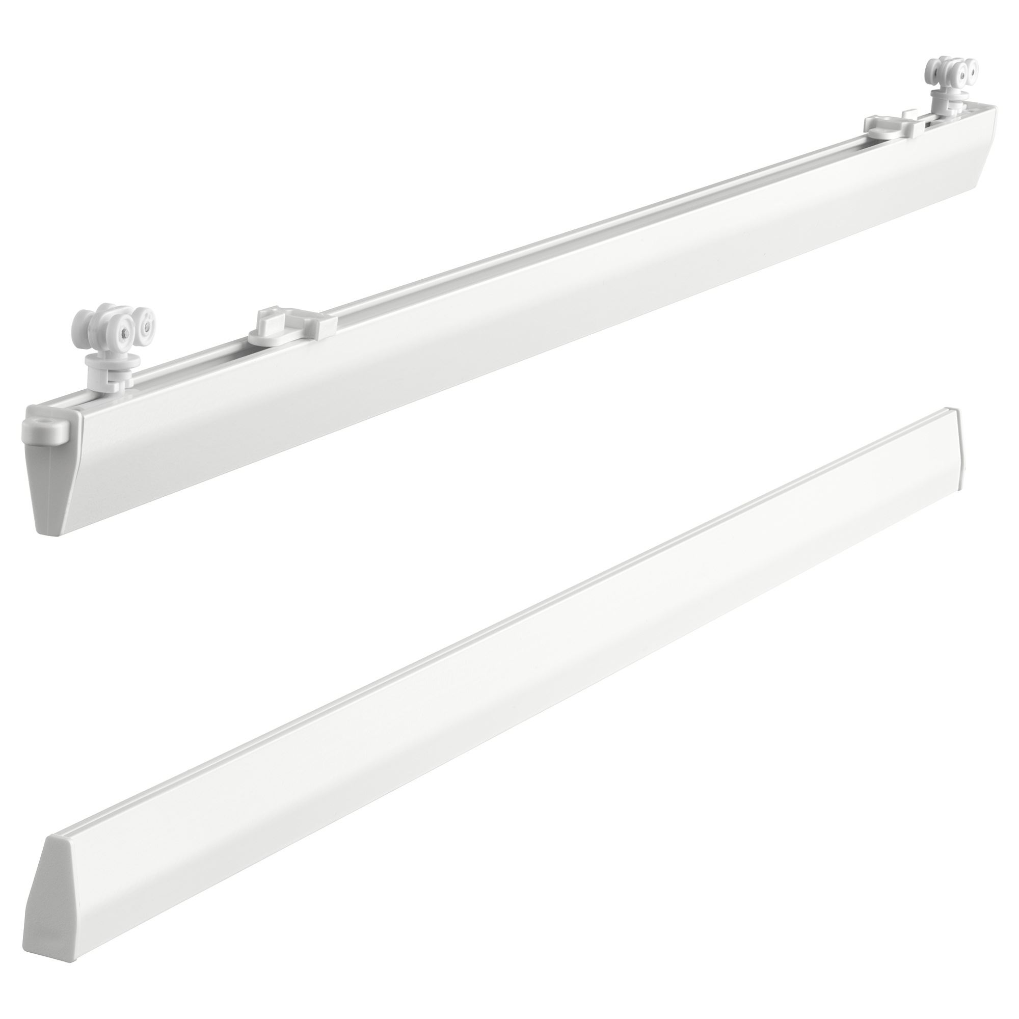 VIDGA Panel Curtain Holder White 60 Cm