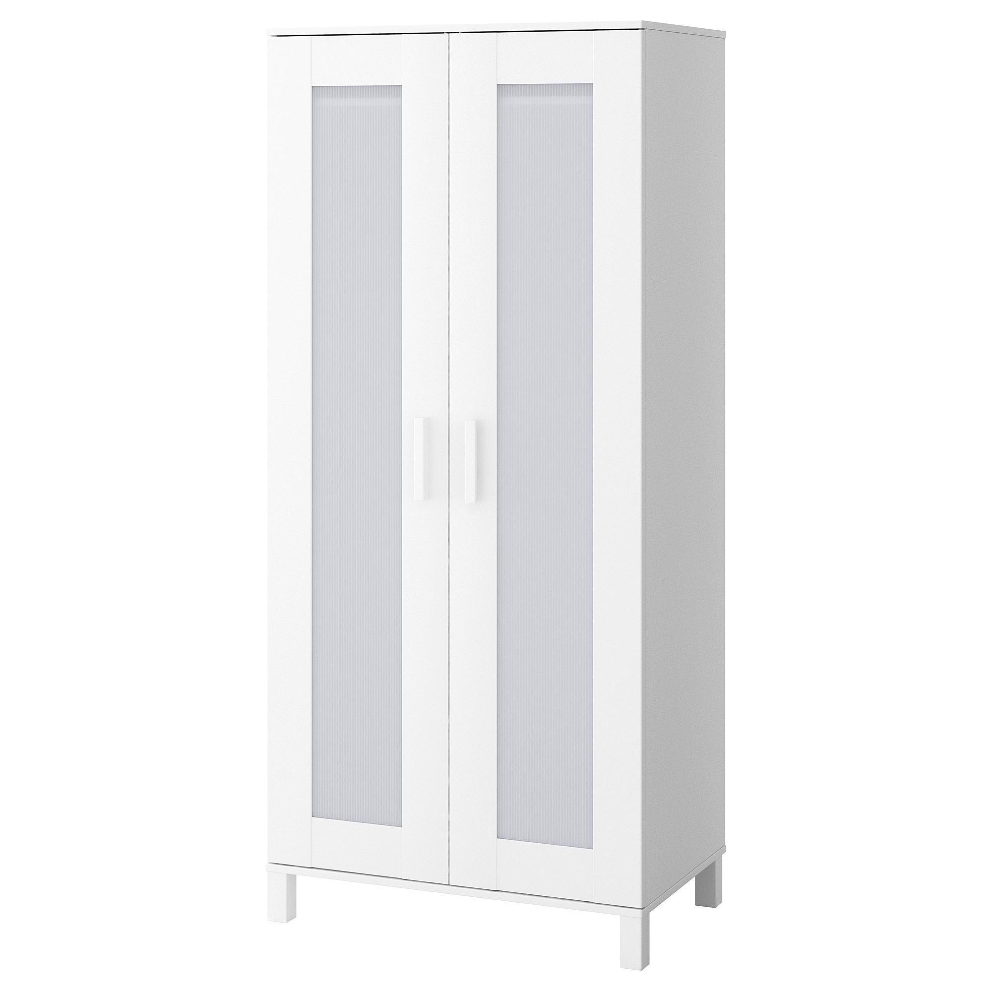 Aneboda Wardrobe White 81x50x180 Cm Ikea Bedroom