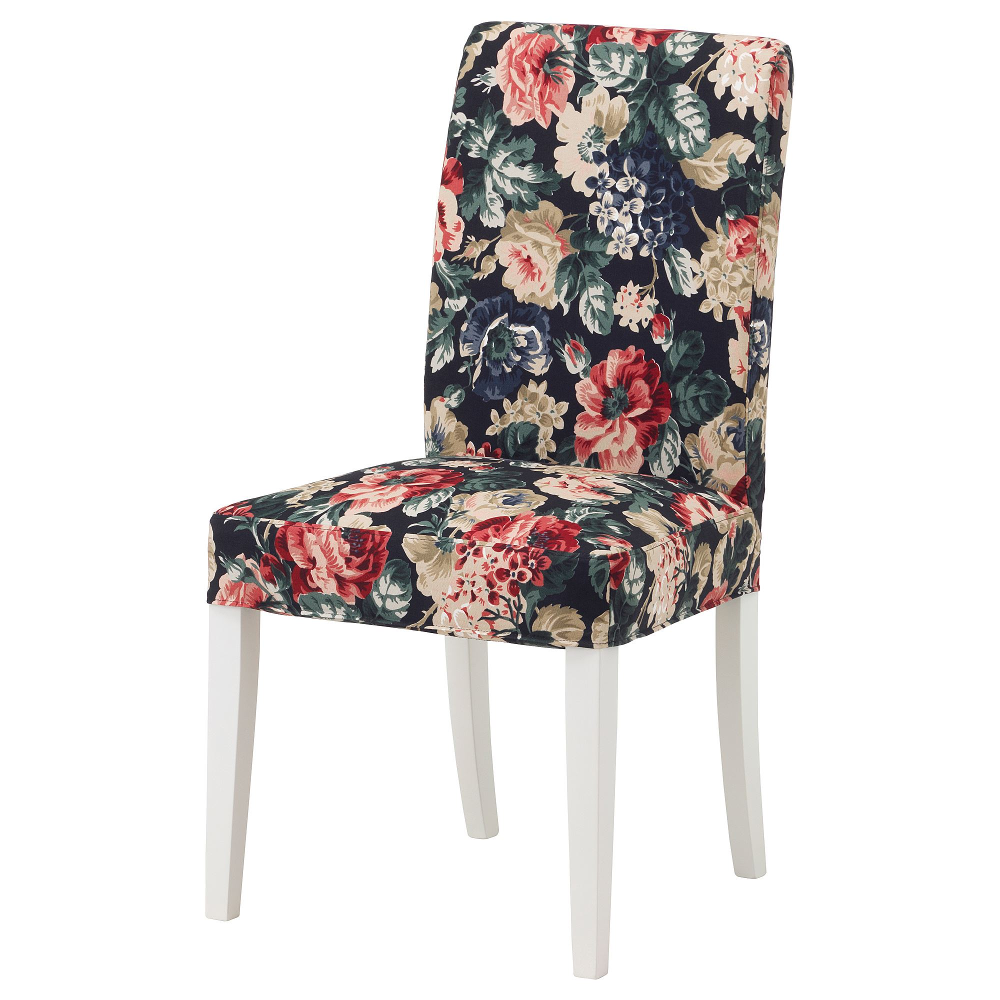 HENRIKSDAL Chair Cover Lingbo Multicolour