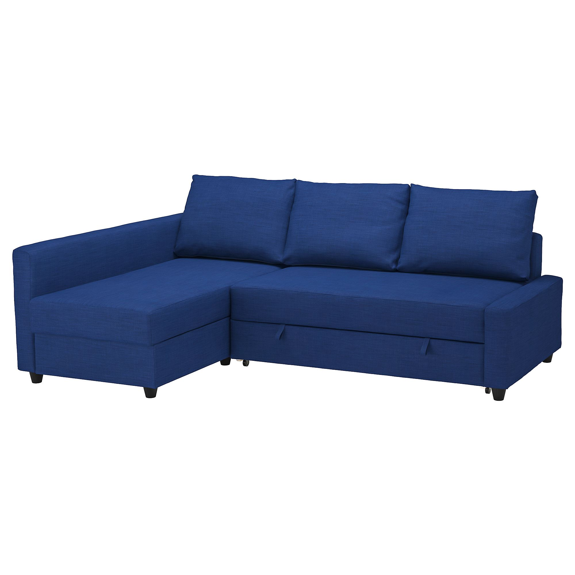 Friheten Corner Sofa Bed Skiftebo Dark