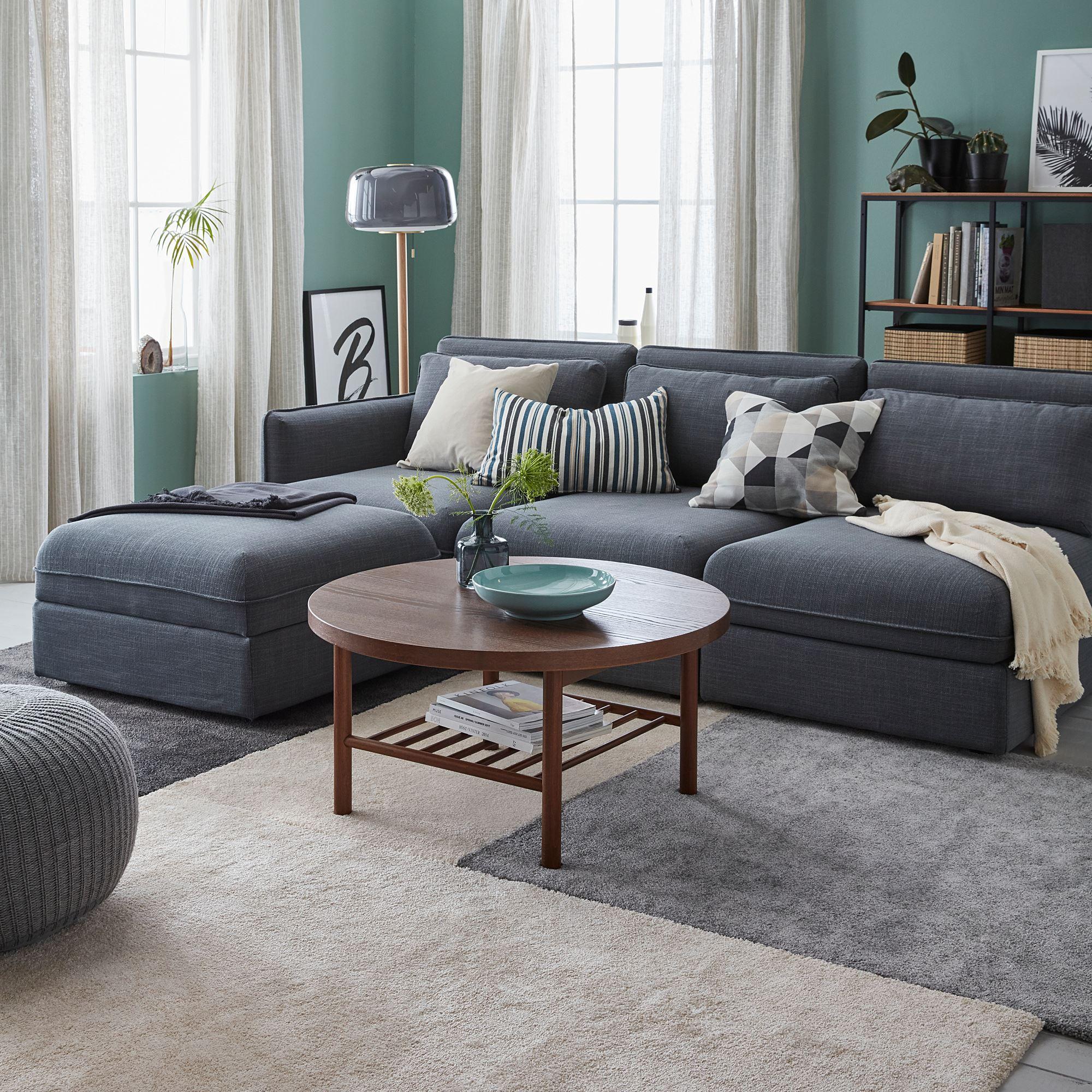 STOENSE rug off white 200x300 cm | IKEA Living Room