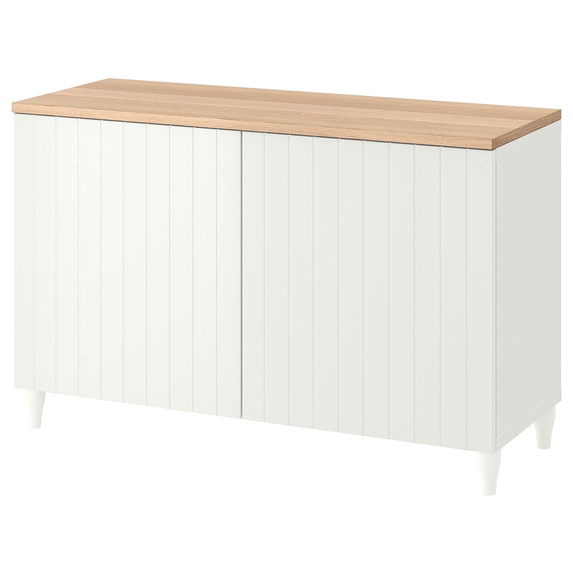 Besta Sutterviken Storage Combination White