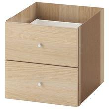 KALLAX set of castors silver-colour 4x48 cm | IKEA Bookcases and Shelves